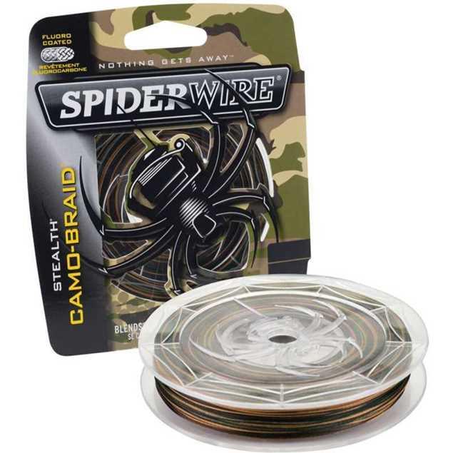 Bild på Spiderwire Stealth Smooth 8 Camo 150m