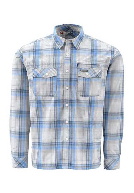 Bild på Simms Kenai Shirt | Wave Plaid