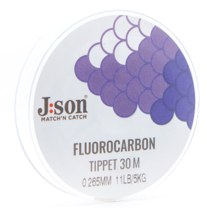 Bild på Json  Fluorocarbon Tippet 30m 0,145mm