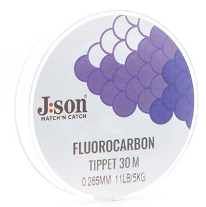 Bild på Json  Fluorocarbon Tippet 30m 0,185mm