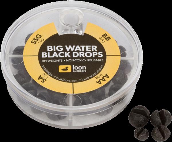 Bild på Loon Black Drop | 4-division | Big water