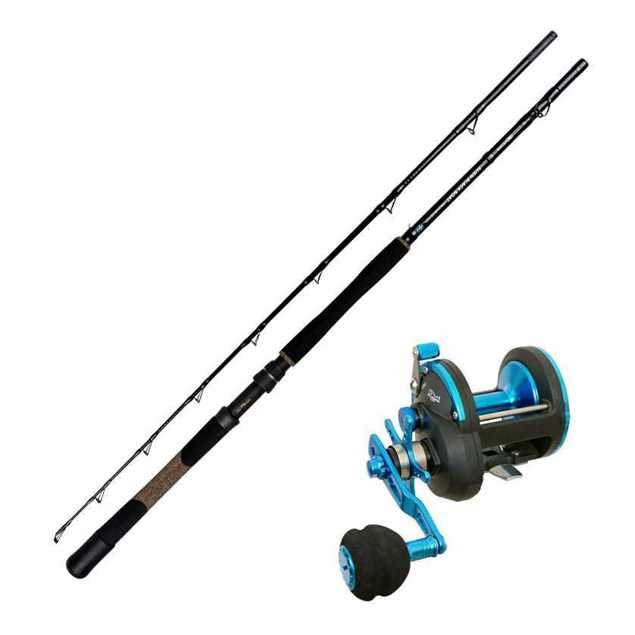 Bild på Ifish Alien Black Combo 6,6ft 15-30lb