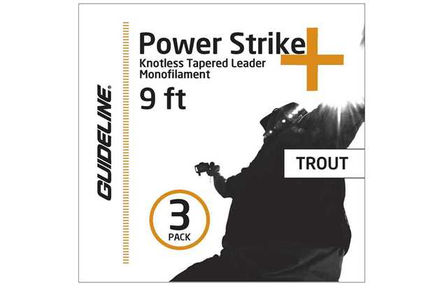 Bild på Guideline Power Strike 9ft (3-pack)