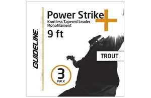 Bild på Guideline Power Strike 9ft (3-pack) 5X