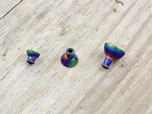 Bild på FITS Tungsten Turbo Tubes Rainbow - Medium