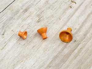 Bild på FITS Tungsten Turbo Tubes Metallic Orange - Small