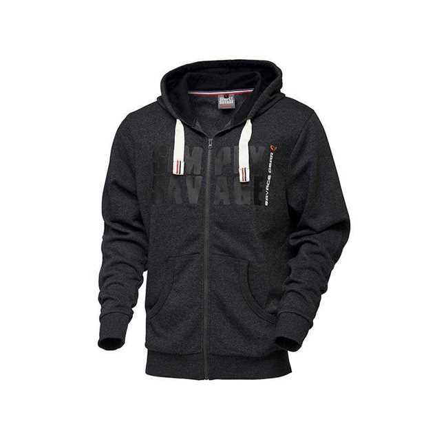 Bild på Savage Gear Simply Savage Raw Zip Hoodie