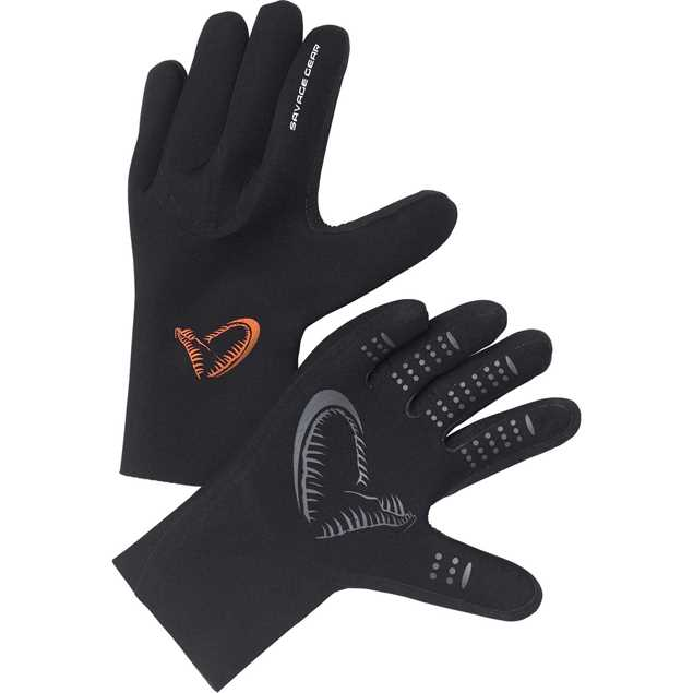 Bild på Savage Gear Super Stretch Neo Glove