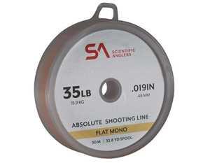 Bild på Absolute Shooting Line 35lbs (Orange)