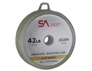 Bild på Absolute Shooting Line 42lbs (Chartreuse)