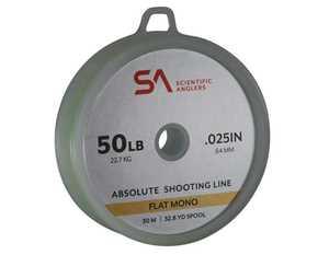 Bild på Absolute Shooting Line 50lbs (Optic Green)