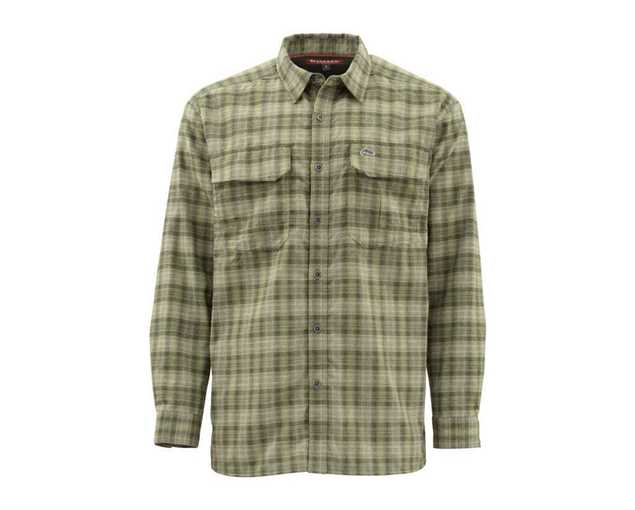 Bild på Simms ColdWeather Shirt (Covert Plaid)