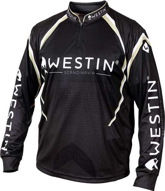 Bild på Westin Tournament Shirt Black/Grey