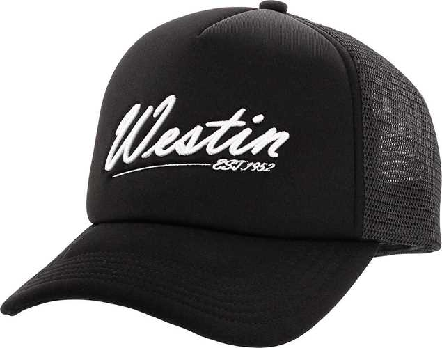 Bild på Westin Super Duty Trucker Cap Black