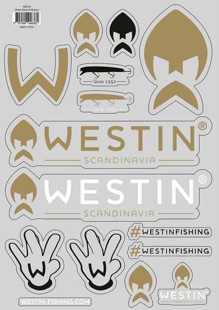 Bild på Westin Stickers A4