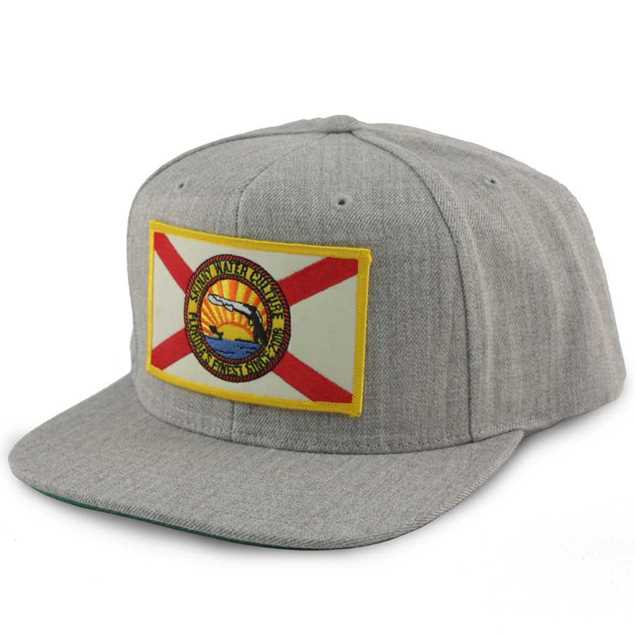 Bild på SWC Cracker Snapback Heather Grey