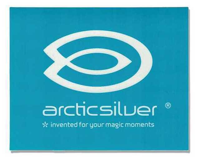 Bild på Arctic Silver Sticker