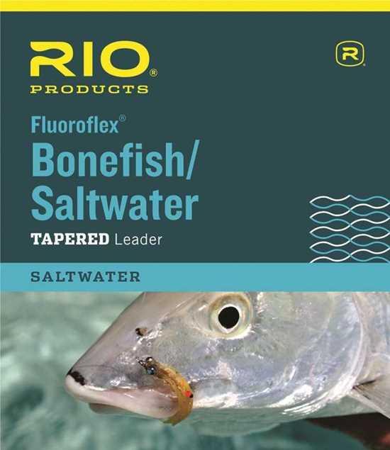Bild på RIO Fluoroflex Saltwater 9ft