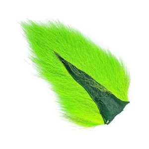 Bild på Bucktail/Hjortsvans Hel Fluo Chartreuse