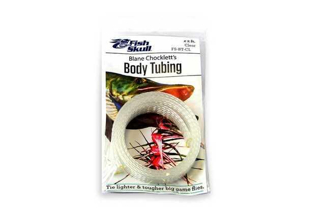 Bild på Fish-Skull Chocklett's Body Tubing