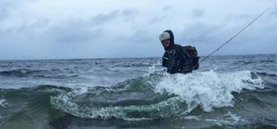 Kustöring för kallt vatten | Punkar'n